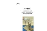 ACIDEST - Acid Distillation Unit Brochure