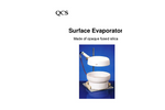 Surface Evaporator Brochure