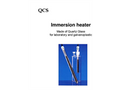 QCS - Immersion Heater - Brochure