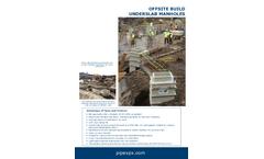 Pipex px - Internal Underslab Manholes Brochure