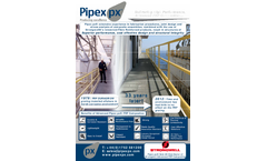 Pipex - Model MARRS - Multi Angle Rapid Railing Systems  Brochure