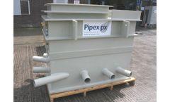 Pipex px - Internal Underslab Manholes