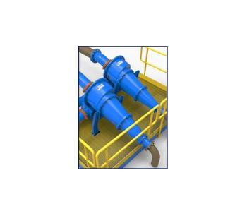 Hydrocyclones for quench water treatment - Water and Wastewater - Water Treatment