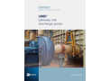 KREBS UMD - Ultimate Mill Discharge Pump - Brochure