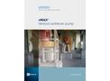 KREBS vMAX - Vertical Cantilever Sump Pump - Brochure