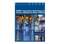 KREBS - Products for Power, Industrial & Water Treatment - Brochure