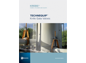 KREBS - Model TGW - Knife Gate Slurry Valve - Brochure