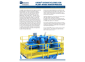 KREBS - Cyclones and DeSanders for Plant Intake Water Treatment - Brochure