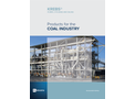 KREBS - Products for Coal Processing Applications - Brochure