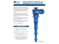 KREBS gMAX - Cyclones for Gas Scrubber Recycle Applications - Brochure