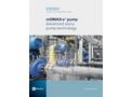 KREBS millMAX-e High Efficiency Slurry Pump for Abrasive Slurry - Brochure