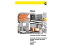 Glass Furnaces  - Brochure