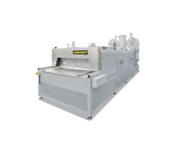 Electrically Heated or Gas-Fired Continuous Furnace