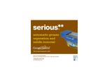 GreaseShield - Grease Management System - Datasheet
