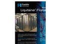 Aluminium Liquitainer / Aluminium Firetainer Technical Datasheet