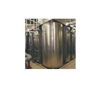 Aluminium Liquitainer / Firetainer