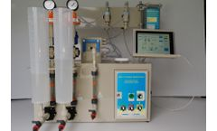 Pccell - Model BED 1-2 - Compact Measurement Electrodialysis System
