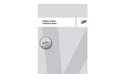 Model V-VC - Oil Lubricated Vacuum Pumps Brochure