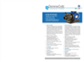 Model HTM PP/PVDF - Mag-Drive Centrifugal Pumps Brochure