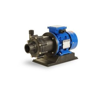 Model HTM PP/PVDF - Mag-Drive Centrifugal Pumps