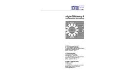 LTG - High-Efficiency Axial Fans Manual