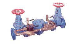 Watts - Model 007DCDA Series - Double Check Detector Assemblies