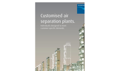 Linde - Customised Air Separation Plants- Brochure