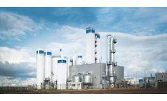 Linde - Modular Air Separation Plants