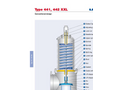 Model Type 441, 442 XXL - High Performance Safety Valves Brochure