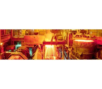 Analytical instrumentation for the iron & steel industry - Metal - Steel