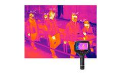 FPI - Model EXPEC 1810A - body temperature detection