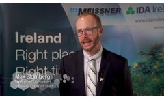 Meissner Filtration Products is setting up a manufacturing facility in Castlebar 2019 - Video
