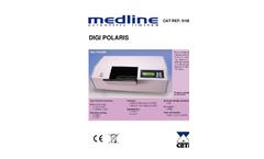 Model 9100.5000M - Digital Polaris Polarimeters Brochure