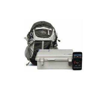SAMpack - Model RD-120 - Backpack Isotope Identifier