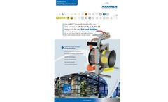 Ecojet - Model E 240 Ex - Vacuum Nozzles- Brochure
