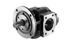 KRACHT - Model KF 3/100...KF 6/730 - Transfer Gear Pumps