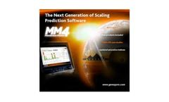 Membrane Master - Version MP4 - Scaling Prediction Program Software