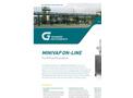 MINIVAP - Grabner/Reid Vapor Pressure On-Line Analyzer Brochure