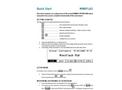 MINIFLASH FLA / H Flash Point Tester Manual