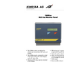 Gas monitor CANline BUS Datasheet