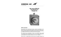 GSE 401 for Oxygen Datasheet