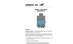 Audio Alarm Unit-CWE 58