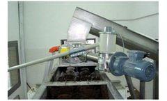 Sodimate - Model MBV - Sludge Mixer