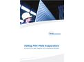 GIG Karasek - Falling Film Plate Evaporators - Brochure