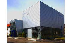 GIG Karasek - Technical Center / Pilot Plants