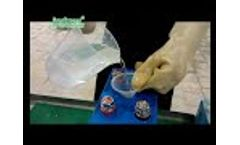 How to add liquid for NiCd battery (small) by EverExceed Video