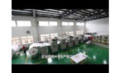 China Filter Cloth and Filter Bag Manufacturer---HL Filter Video