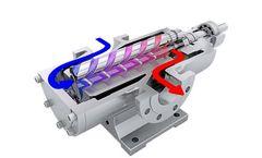 Leistritz - Model L3MG - Screw Pumps