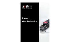 Axetris - Laser Gas Detection - Brochure