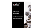 Axetris - Infrared Sources for Gas Detection and Monitoring - Brochure